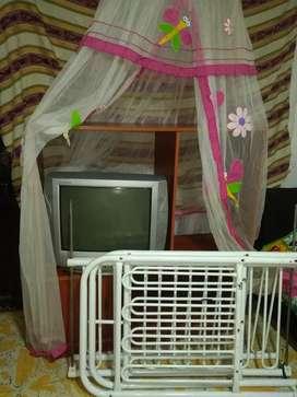 Combo tv barandas