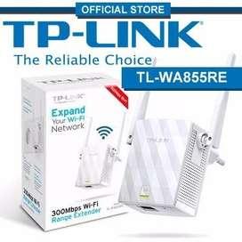 Repetidor Wifi Extensor Wireless Tplink Wa855 Wa855 300mb