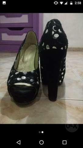 Vendo Zapato Talle 37