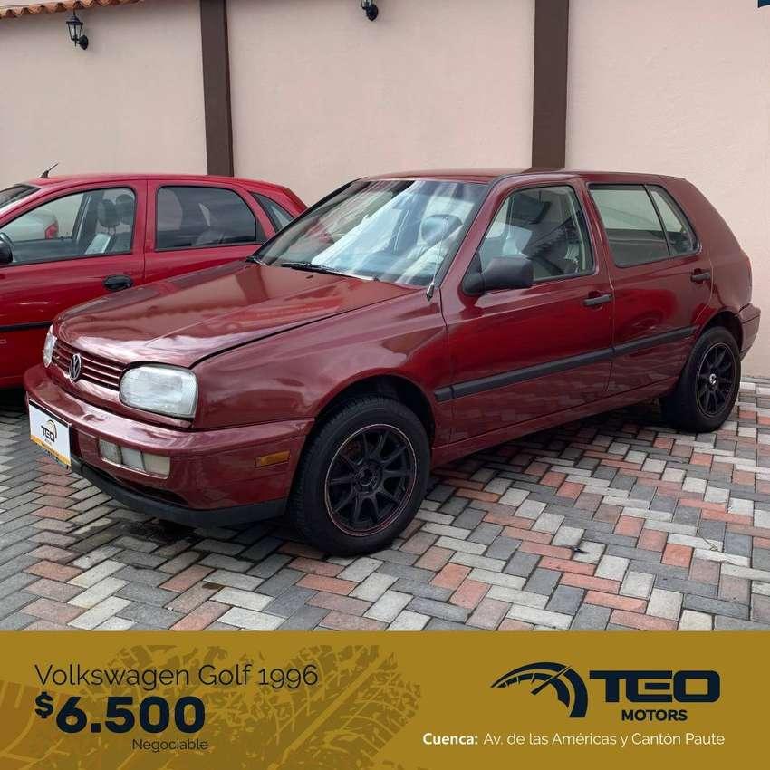 Volkswagen Golf 5p 1996 0
