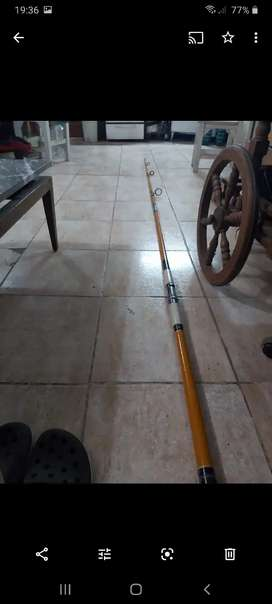Vendo caña fishing glass 3509