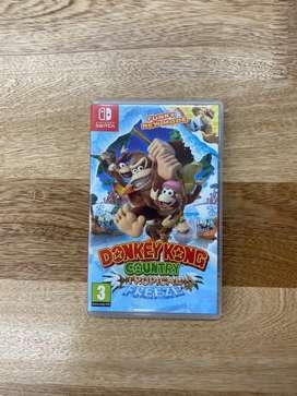 Donkey Kong Country Tropical Freeze - Nintendo Switch - Gran Oportunidad