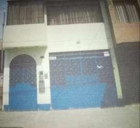 Vendo Casa a Una Cuadra de La Plaza de Armas en Chincha