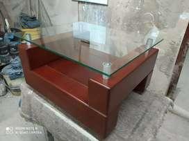Mesa de centro cubos con vidrio de 8mm pulido y brillado ENVÍO GRATIS A BOGOTÁ