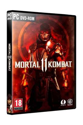 MORTAL KOMBAT 11 PACRA PC