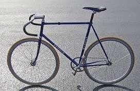 vendo bicicleta de carera usada
