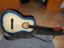Guitarra en buen uso