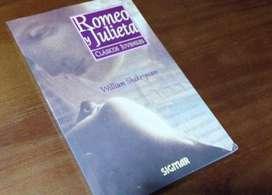 Libro Romeo y Julieta William Shakespeare