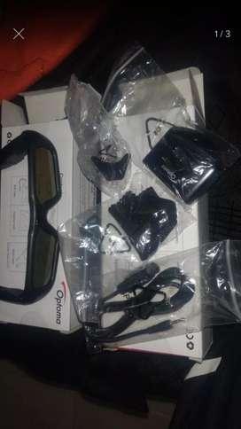 Gafas 3d para Proyector Optoma