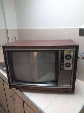 TELEVISOR ANTIGUO 20 PULGADAS