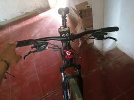 Bicicleta aro 29 todo shimano