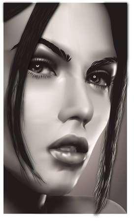 ilustraciones retratos
