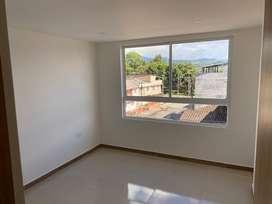 Apartamento de 1 alcoba para estrenar, edificio inteligente esquinero, excelentes acabados, a pocas cuadras del parque C