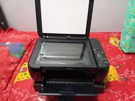 Vendo impresora Canon como nueva