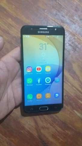 Samsung j7 prime libre con huella digital