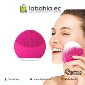 Limpiador Facial Exfoliante Masajeador Ultrasonido