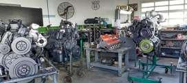Motores Mercedes Benz 1114/1518/1620 710. Repuestos de motor.