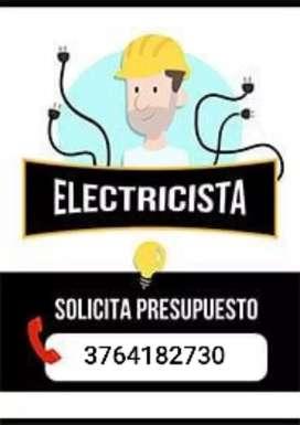 Electricista domiciliaria