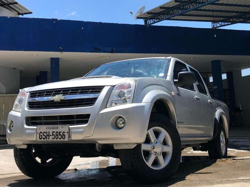 Chevrolet Dmax 4X4 Diesel 2013 0