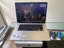 Macbook Pro 16 2019 i9 32gb 512ssd Garantia activa