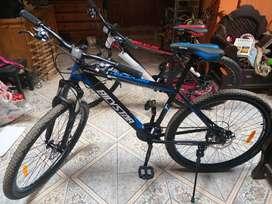 Bicicletas nuevas vendo rin 29 de alumiño.de 21marchas