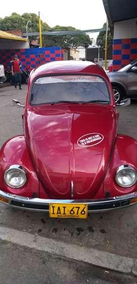 Se vende Volkswagen mod 70 en excelentes condiciones