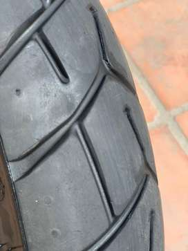 Llanta Moto Metzeler aleman 140/80R17 110/80R19
