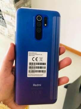 Xiaomi redmi 9 4gb ram 64gb rom