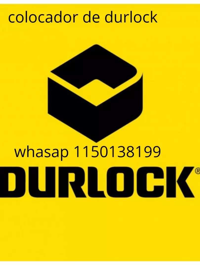 Colocación de durlock 0