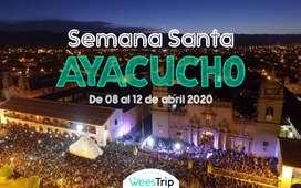 Semana Santa Ayacucho - 2020