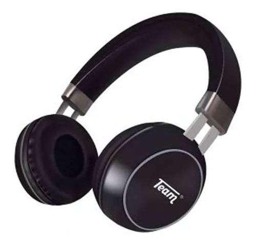 Audífonos Diadema Bluetooth Team Tm-17 Larga Duración 0