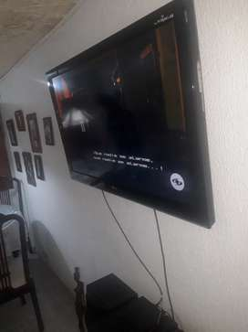 televisor LED LG de 43 pulgadas