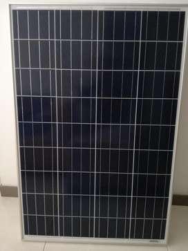 VENDO panel solar 100 watts 12vdc promoción