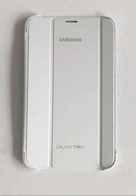"""Estuche / Funda Samsung Book Cover Galaxy Tab 3 De 8"""" (USADO)"""