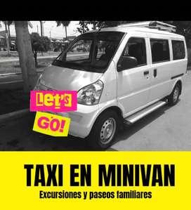 Servicio de movilidad chófer paseos taxi recojo de aeropuerto tour