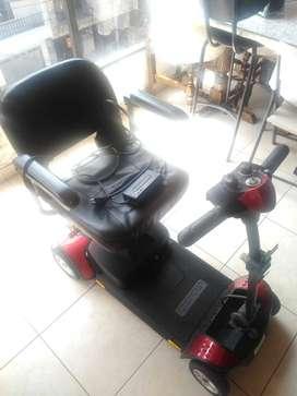 moto eléctrica para personas invalidas