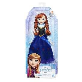 Muñeca Frozen - Anna.
