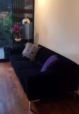 Vendo Sofa Negro