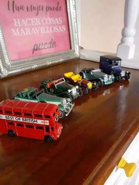 Autos coleccion
