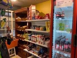 Vendo tienda de abastos/ minimarket