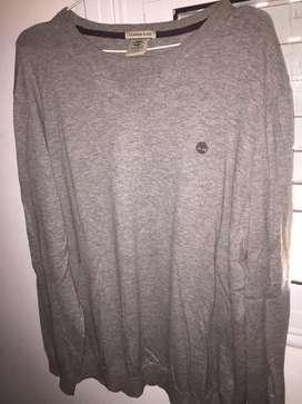 Sweater gris hombre
