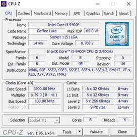 CPU GAMING