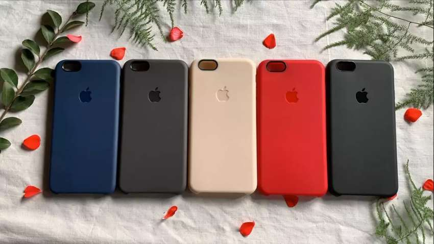 SILICON CASES FUNDAS APPLE IPHONE 6/6s 0
