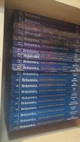 Tomos británica (Enciclopedia Universal)