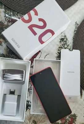 Samsung S20 FE Menos de un mes de uso