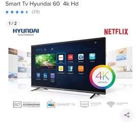 Tv Smart ultra 4k de 60 pulgadas