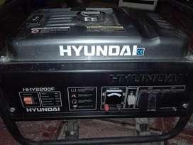Grupo electrogeno Hyundai Hhy2200f