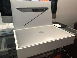 """Macbook pro 2019 128gb Touch Bar 1.4 i5 13"""" NUEVOS SELLADOS"""