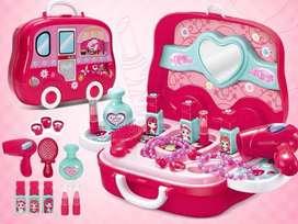 Maleta de juguetes para niños