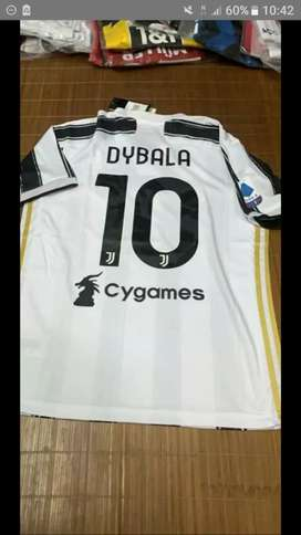 Camiseta Dybala